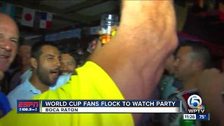 World Cup Watch Party - Video