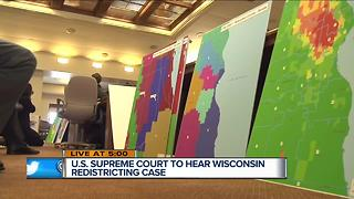 SCOTUS to hear Wisconsin redistricting case - Video