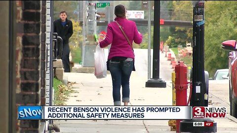 Recent violence in Benson prompts extra safety measures
