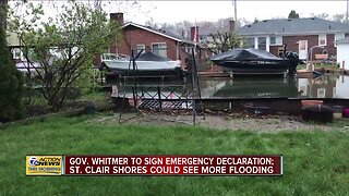 St. Clair Shores could see more flooding