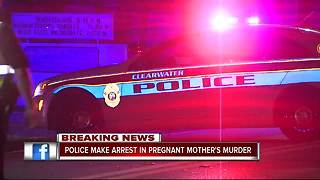 Man charged with killing pregnant mother in Clearwater drive-by shooting - Video