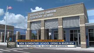 New 'School of the Future' opens in Riverview - Video
