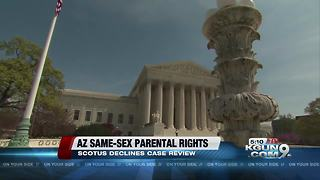 High court declines gay parental rights case - Video
