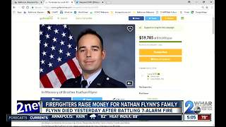 Fundraiser for fallen firefighter