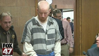 Man accused of murdering 5-year-old has hearing - Video