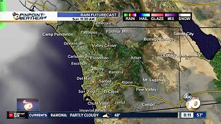 10News Pinpoint Weather for Sat. Mar. 21, 2020