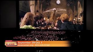 The Florida Orchestra brings the magic of Harry Potter to the Straz Center - Video