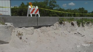 Sanibel Island completes erosion protection project