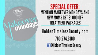 Makeover Mondays: Holden TImeless Beauty Can Help with Mommy Makeovers