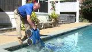 Robotic Pool Cleaner Troubleshooting Tips - Video