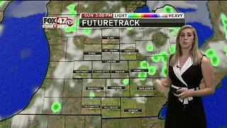 Claire's Forecast 7-14