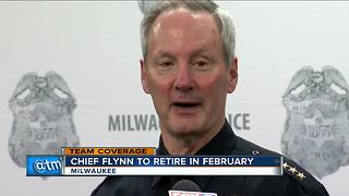Milwaukee Police Chief Edward Flynn to retire after 10 years