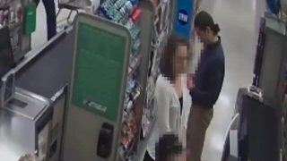Police search for man seen on video taking photos up women's dresses at Publix in St. Pete - Video
