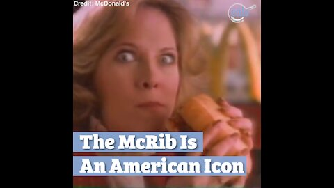 The McRib Is An American Icon
