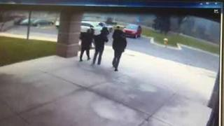 Surveillance video shows arrest of Chesterfield Township Supervisor Michael Lovelock - Video