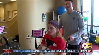 Nurse injured in building collapse will get a new, wheelchair-accessible home - Video