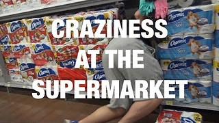 The Craziest Things Happen at the Supermarket - Video