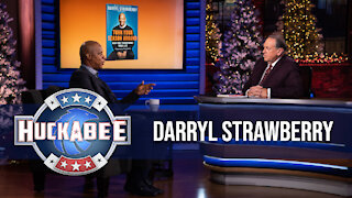 Darryl Strawberry's RADICAL Conversion Story | Jukebox | Huckabee