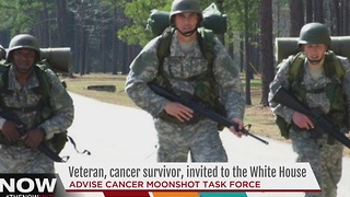 Milwaukee veteran joins Vice President Biden's cancer task force - Video