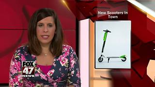 Scooters coming to Lansing!