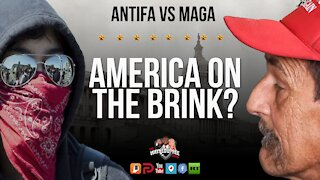MAGA Says They Won't Stand Down Against ANTIFA Going Forward!