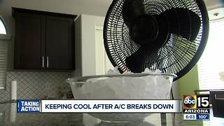 Blistering summer heat can be life threatening; especially without air conditioning - Video