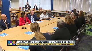 Budget battle has school districts worried