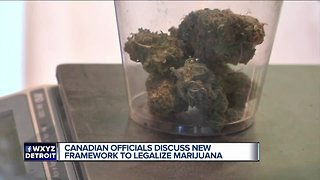 Canada green lights cannabis across country - Video