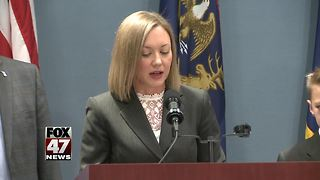 Governor names Elizabeth Clement to Michigan Supreme Court - Video