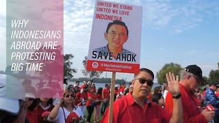 Home politics matter to Indonesians abroad - Video