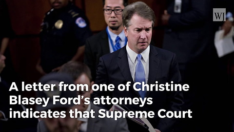 Huge: Letter Shows Ford Wanted To Stop Sex Crime Prosecutor from Investigating