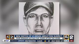 New sketch of Vi Ripken abduction suspect released