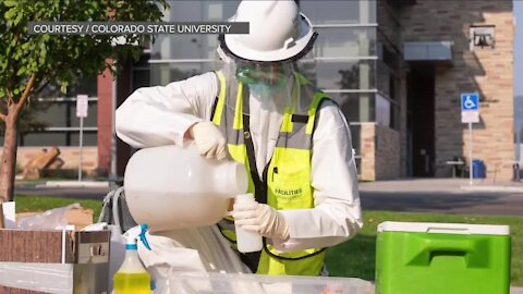Wastewater testing at CSU finds high levels of COVID-19, 900 students told to self-quarantine