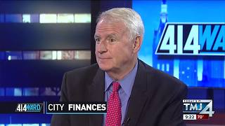 414ward: City finances - Video