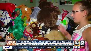 Comforting Cuddles Helping Kids One Stuffed Animal at a Time - Video