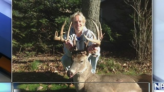 Hunter shares story of bagging a 30 point buck