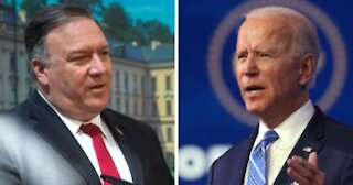Pompeo Puts Biden on the Spot! Accuses China of 'Genocide'