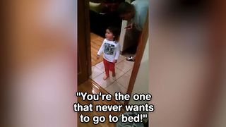 24 Adorable Babies Argue With Their Parents - Video