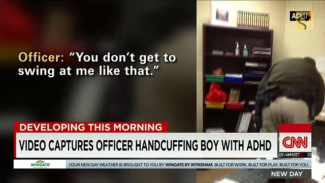 Handcuffing Little Kids May Not Be >> Was A Small Child Handcuffed At Dulles Airport Due To Entry Restrictions