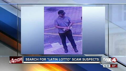 Crime Stoppers warn the public of a lotto scam