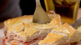 Kentucky Hot Brown Sandwich - Video