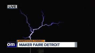 Fun at Maker Faire Detroit 2017 - Video