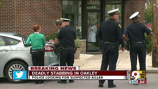 Deadly stabbing in Oakley - Video