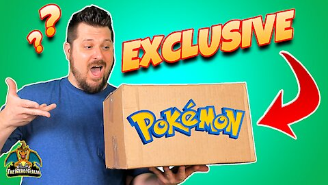 What's in the Box? Exclusive Pokemon Product Bundle | Pokemon Opening