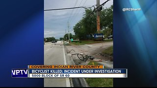 FHP investigating fatal crash in Indian River County