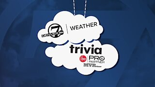 Weather trivia: Latest first snow