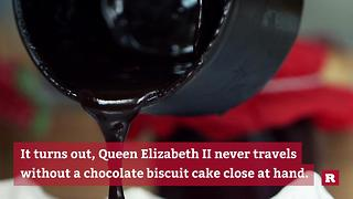 The one thing Queen Elizabeth II never travels without | Rare People - Video