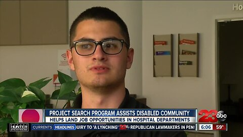 Project Search assists disabled community with hospital jobs