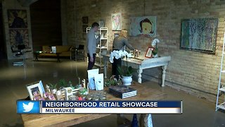 Marquette hosts local pop-up show for holidays