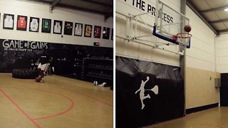 Amazing basketball trick shots will blow your mind!